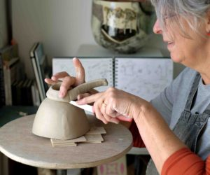 Anna Lambert ceramicist