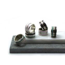 Alice Clarke Jewellery rings