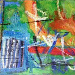 Catriona Stewart painting 2