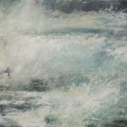 jim wright seascape Painting