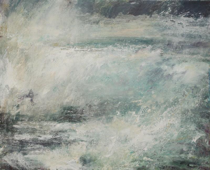 jim wright seascape Painting