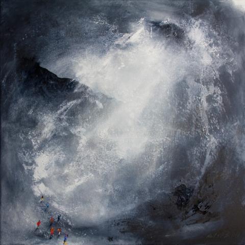Neil McBride 2 Painting