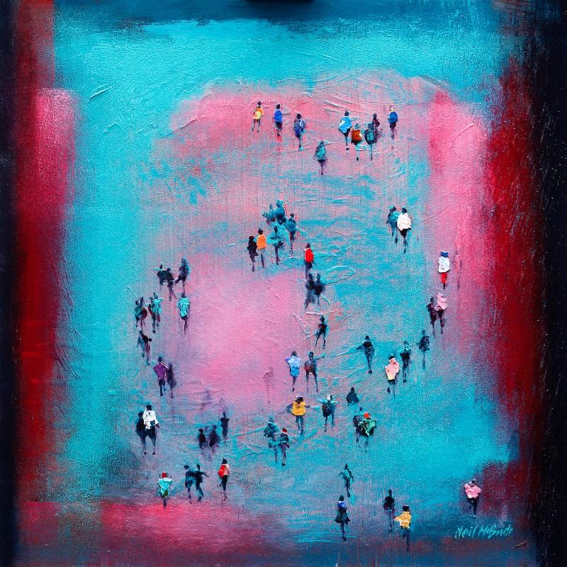 Neil McBride Painting roaming-around-rothko